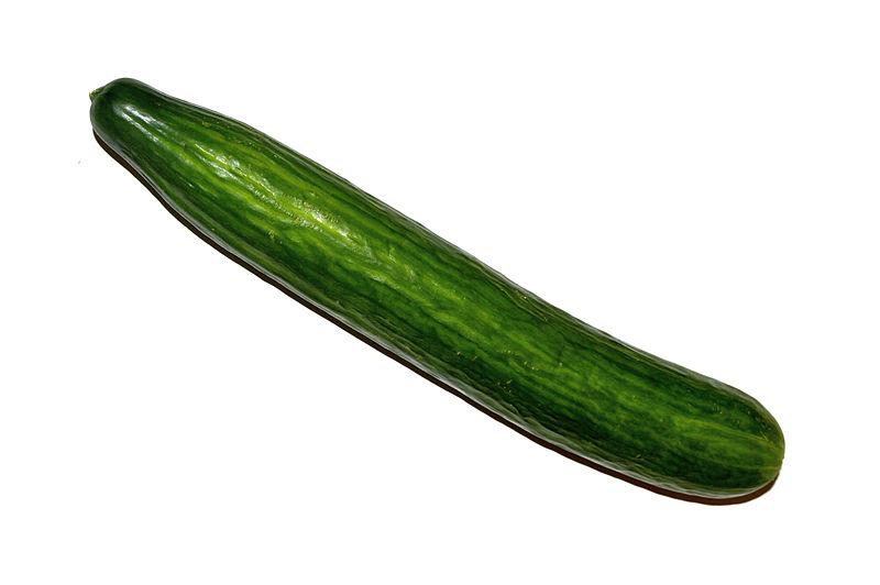 Store Cucumbers At Room Temperature